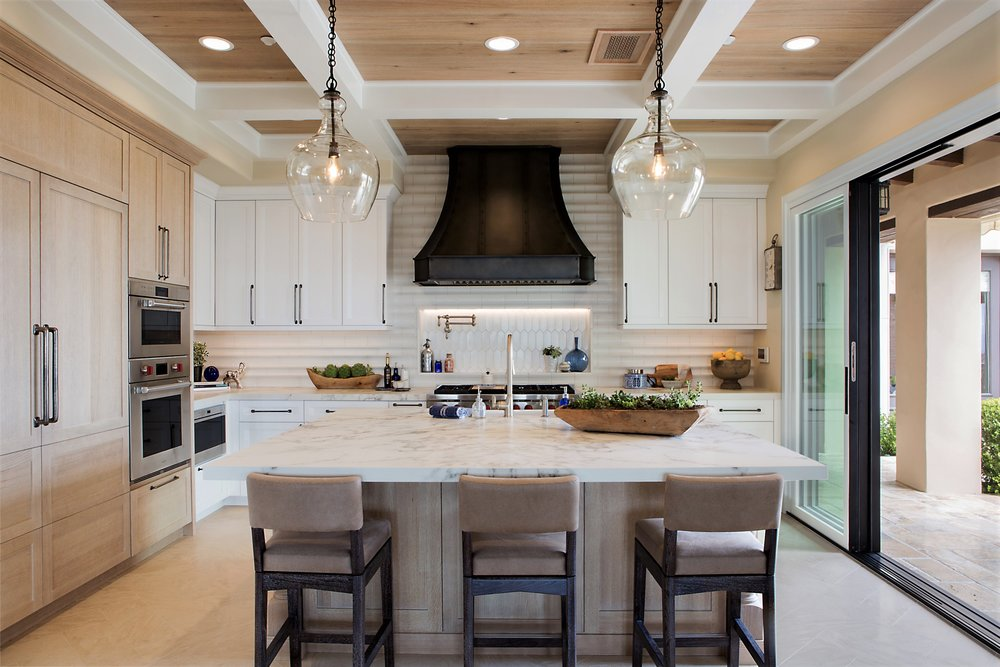 High End Kitchen in Newport Coast, Newport California