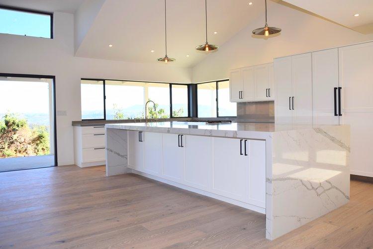 Kitchens — Native Oak