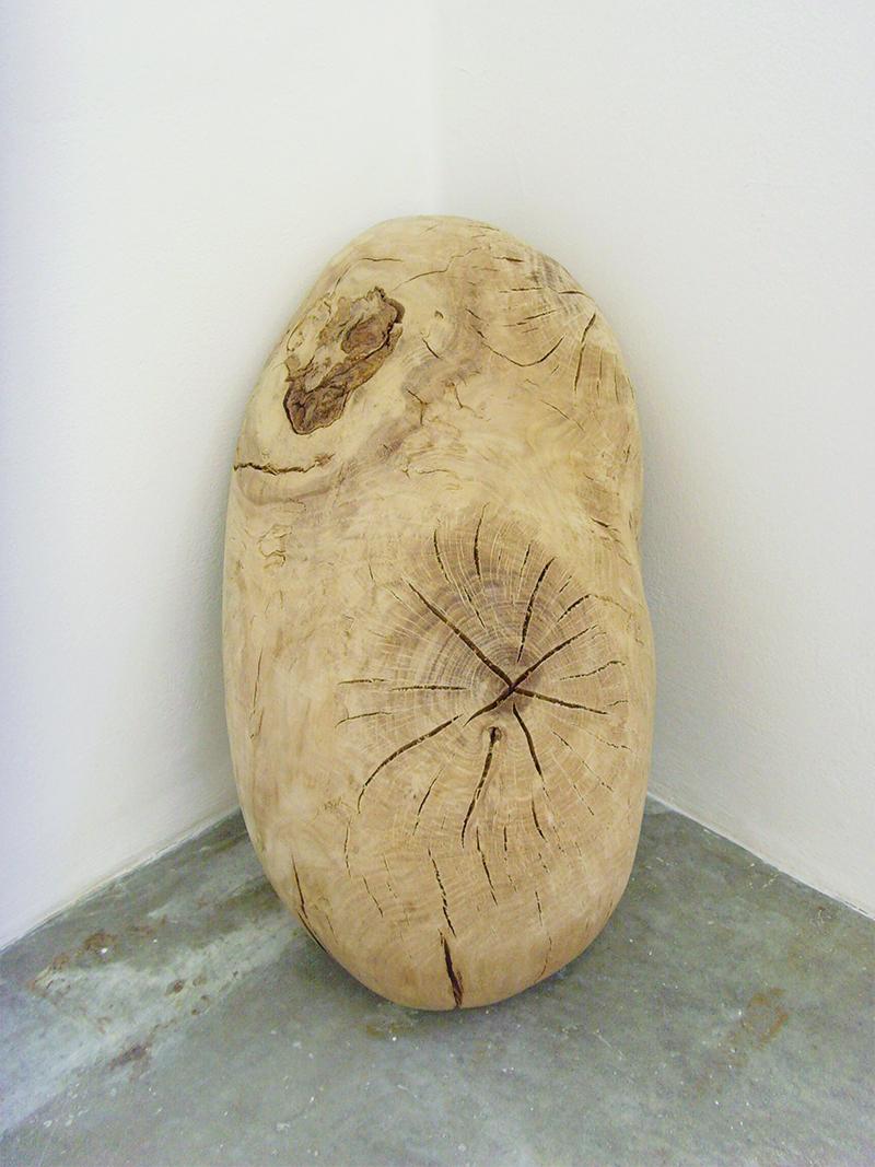 Void - 45cm x 24cm x 16cm - oak