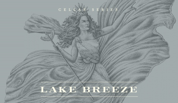 The Winds of Change are Blowing. - We introduced the new Lake Breeze Cellar Series in 2018.A true reflection of the Naramata Bench. Lake Breeze Cellar Series, a luxurious collection of exquisite wines. Adorned with our Wind Goddess, each varietal pays tribute to the regional wind that embodies its unique winemaking style.