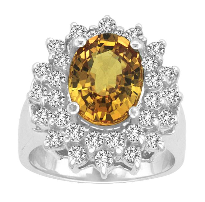 R32V1-11 Yellow Sapphire
