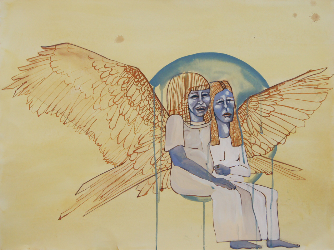 Artwork by Linnea Solveig