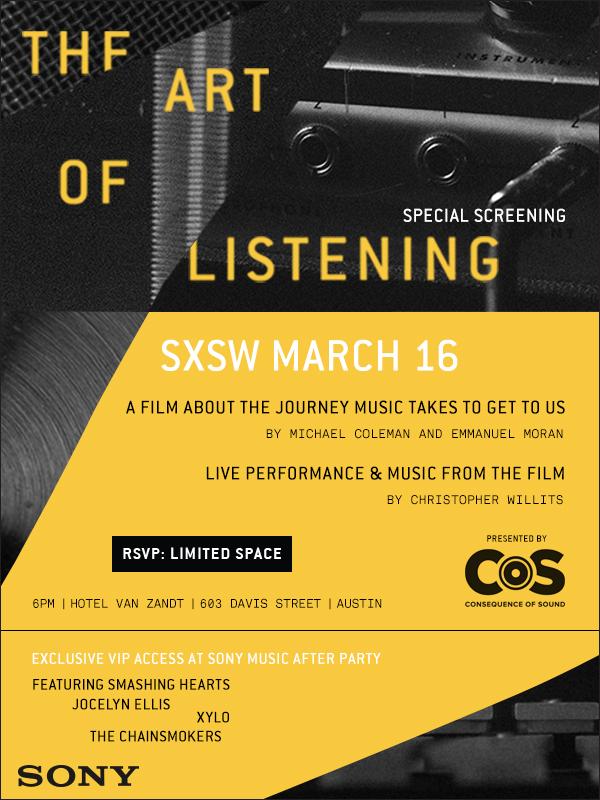 Invite SXSW 2016