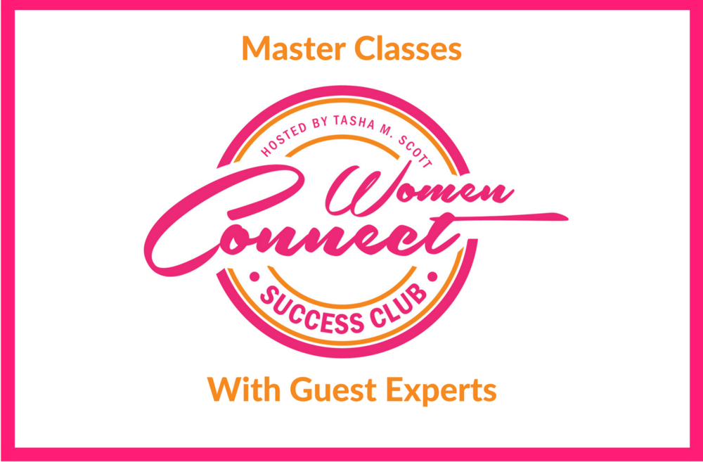 ONE 60-MINUTE, LIVE, GROUP COACHING CALL WITH A GUEST EXPERT FOCUSED ON MONEY, MARKETING AND SALES