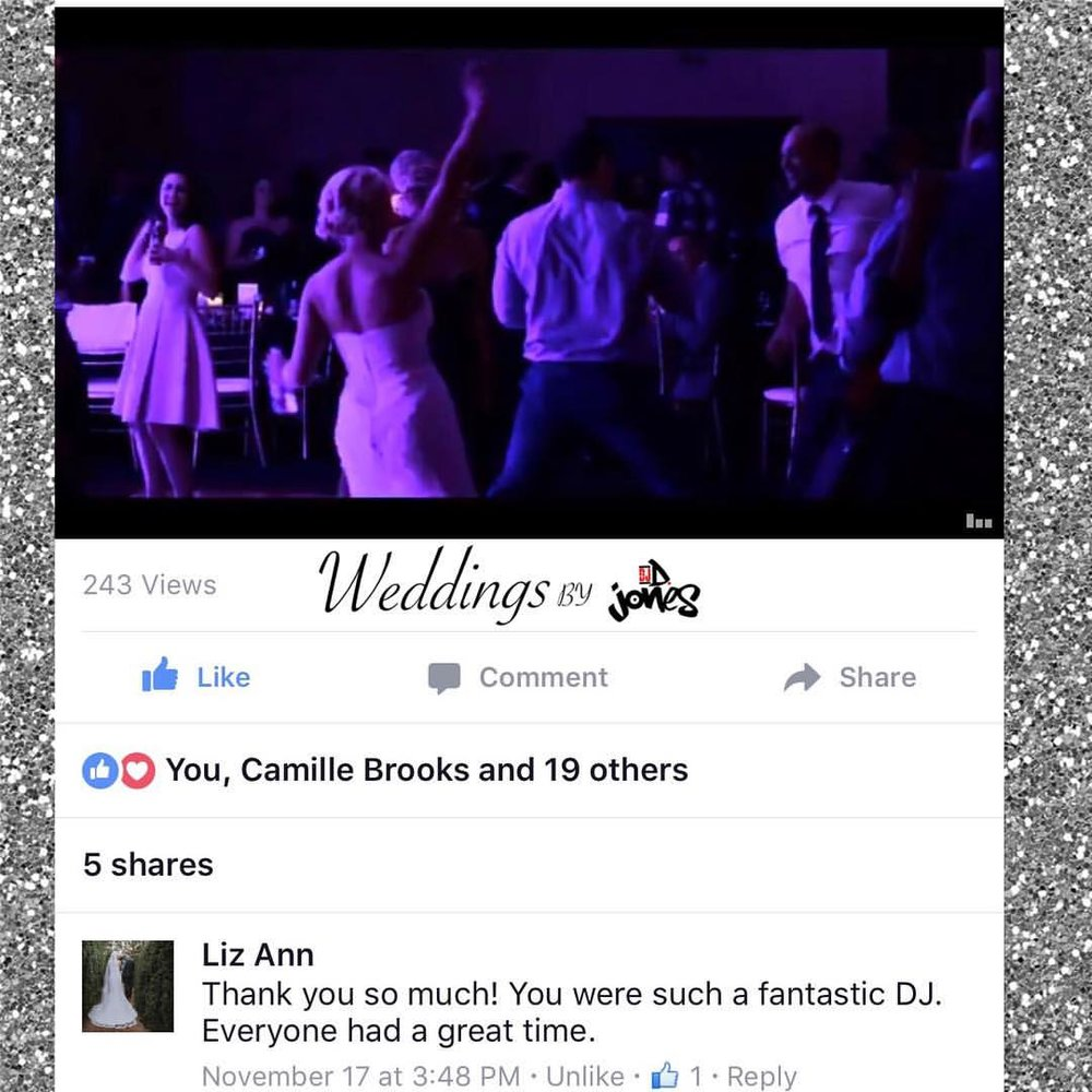 Weddings By DJ D Jones Bride Facebook best 2017.jpg