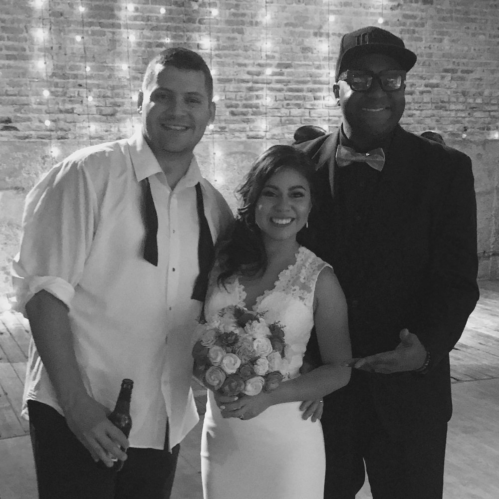 Gonzalez Reitz Wedding by dj d jones gallery 1028 chicago loft.jpg