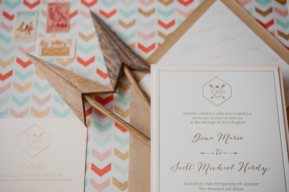 copperwillow.com | Boho Wedding Invitation Style | Copper Willow Paper Studio | Rustic Wedding Stationery and Invitations