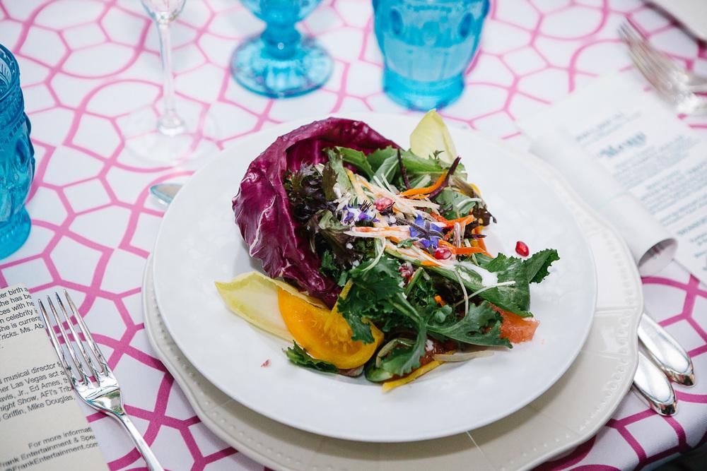 copperwillow.com | springtime menu | colorful event inspiration | WIPA southern California