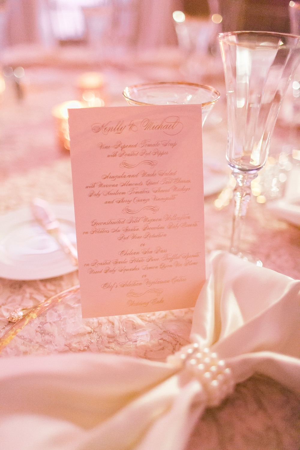 copperwillow.com | blush and gold wedding | the island hotel | newport beach wedding