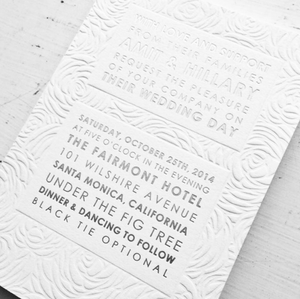 copperwillow.com | how to create the best blind letterpress