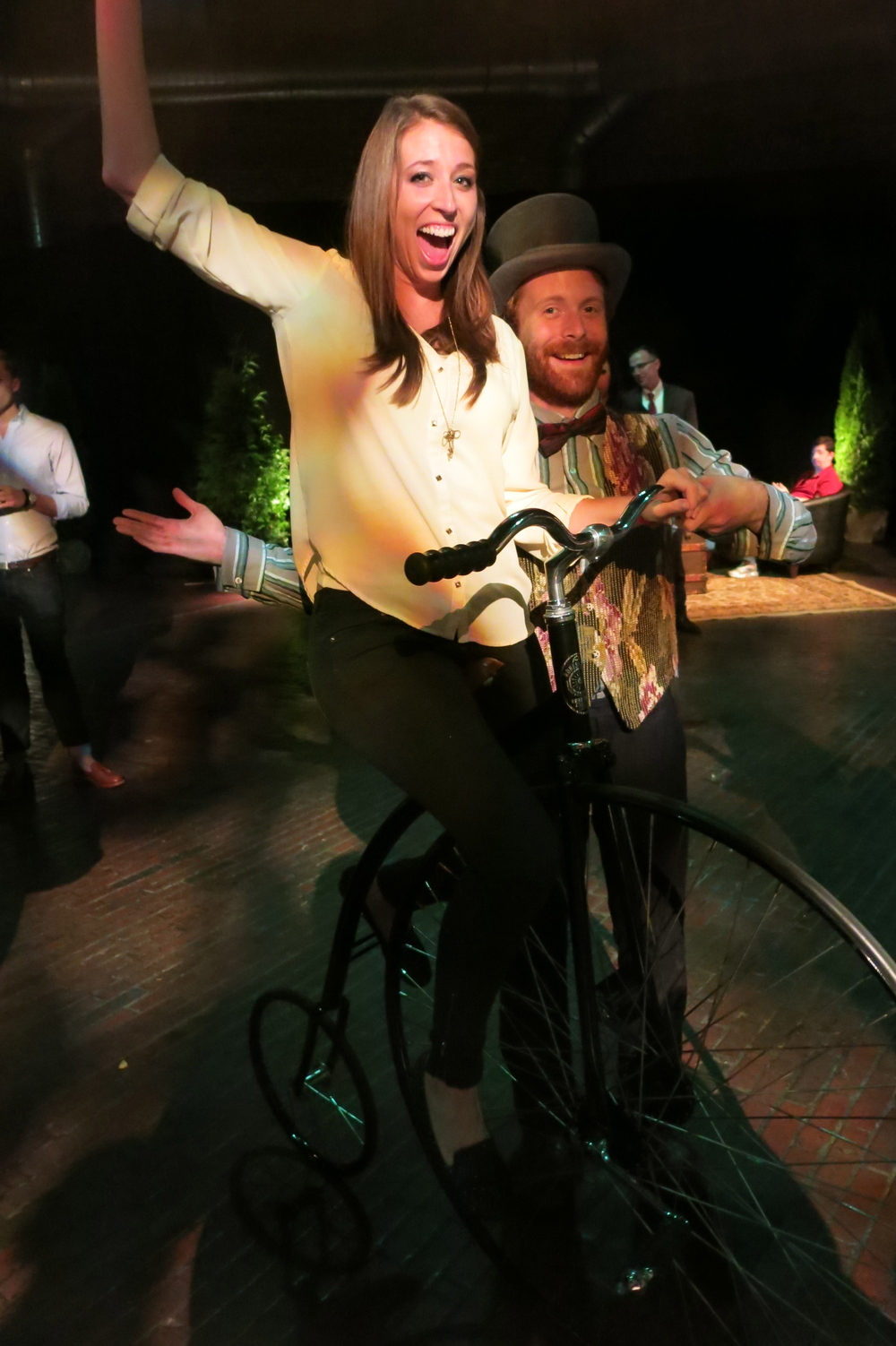 I want to ride my bicycle, I want to ride my bike...