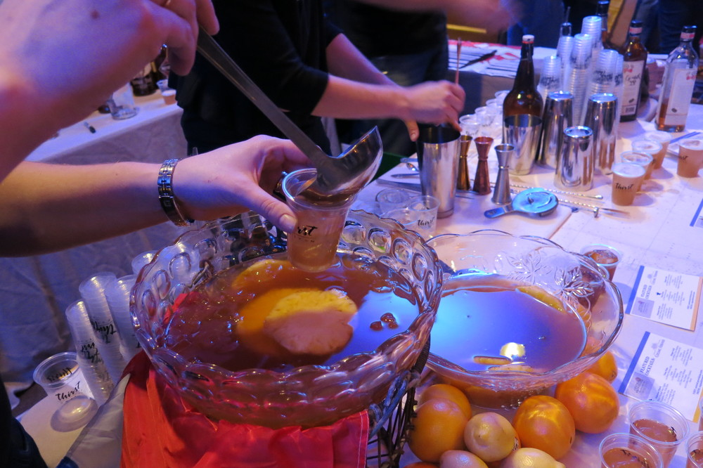 The Schooner Punch, from Central Provisions in Portland, Maine.