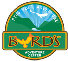 Byrd's has backcountry grass strips to suit almost everyone, from novice to old pro. Head on down to enjoy Mulberry River adventures!