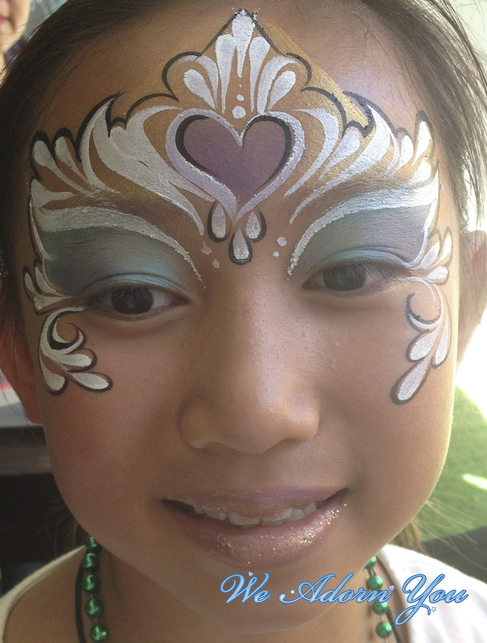 Face Painting Princess - We Adorn You.jpg