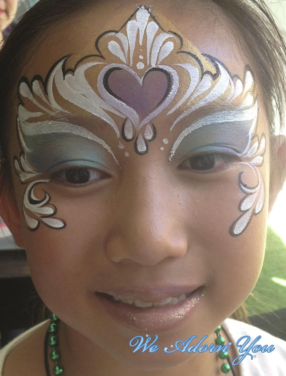 Face Painting Princess - We Adorn You.jpg