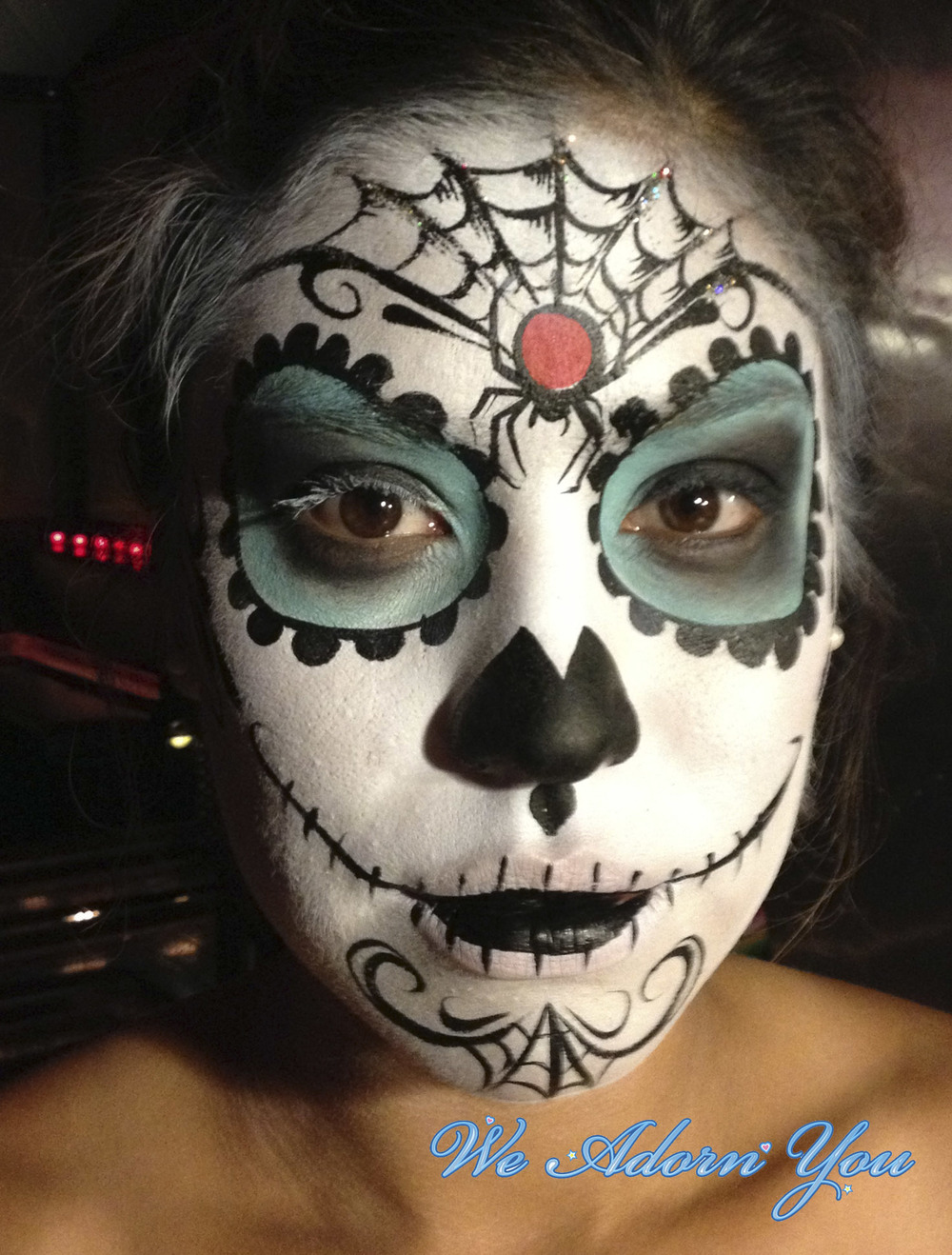 Face Painting Sugar Skull- We Adorn You copy.jpg