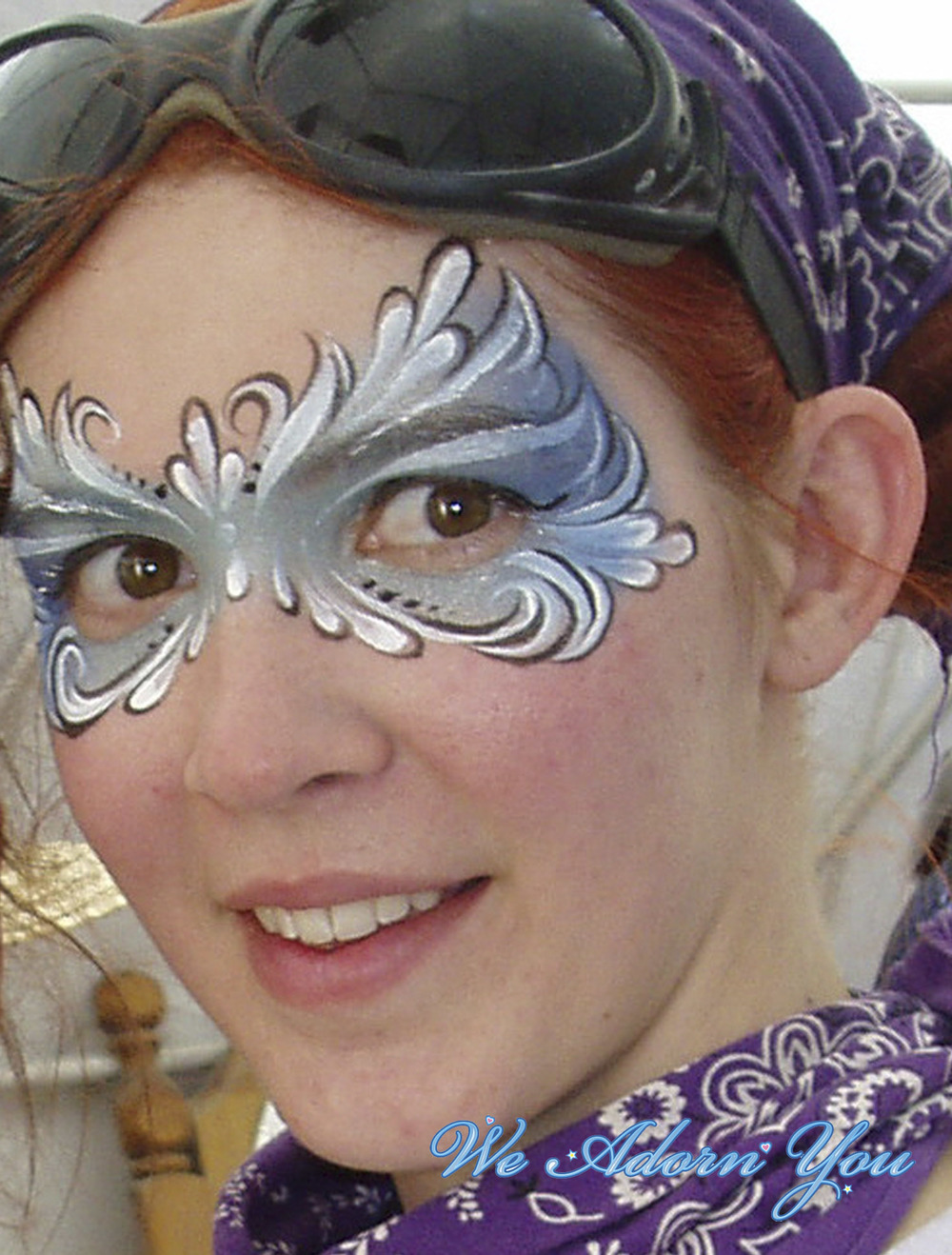 Face Painting Burning Man Mask - We Adorn You.jpg