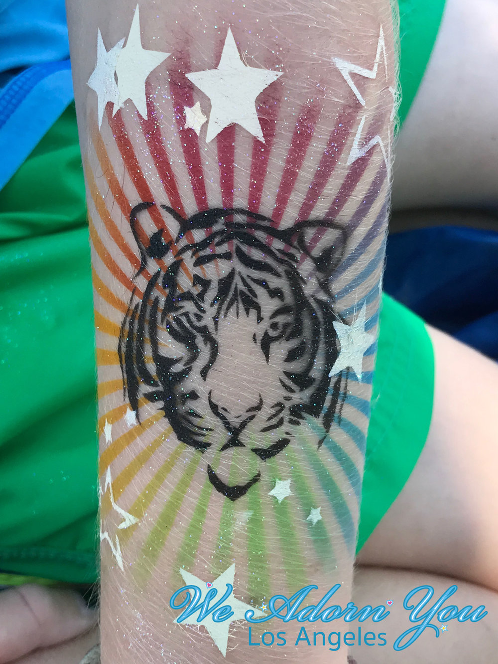 We Adorn You Los Angeles airbrush tattoos tiger.jpg