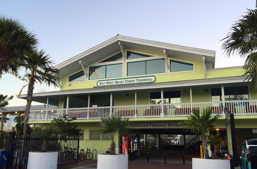 Key West Bight Ferry Terminal