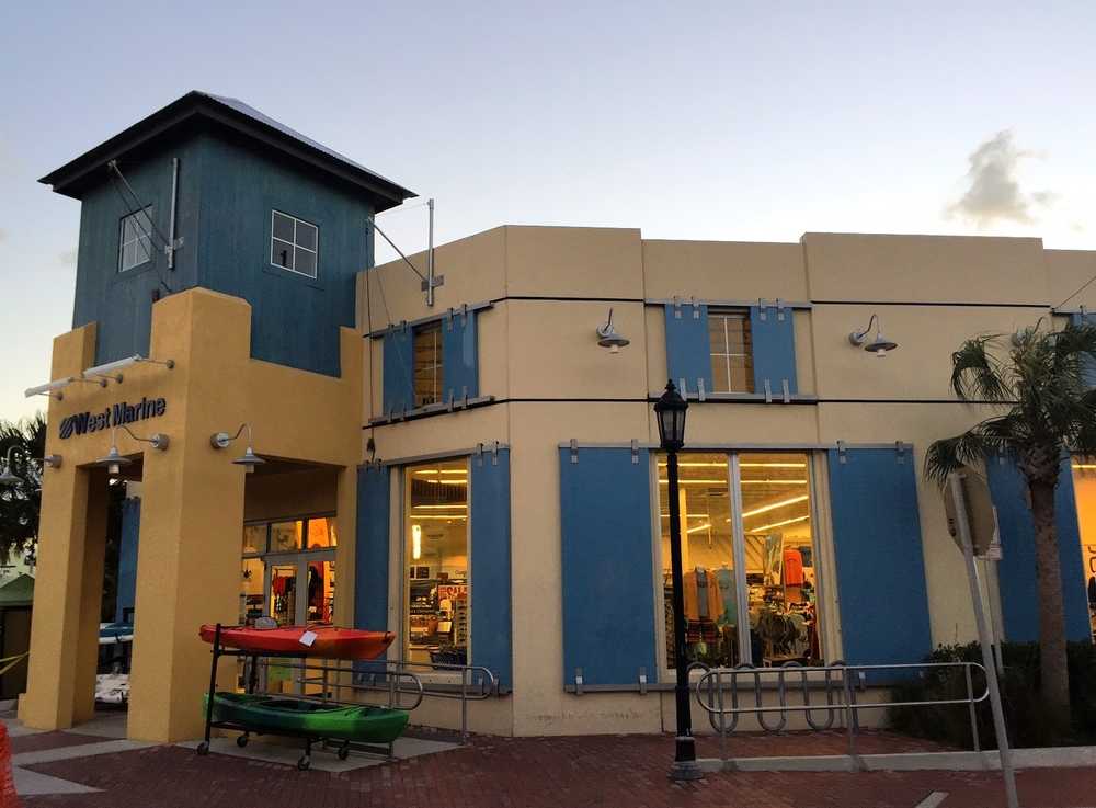 West Marine Store, Old Town Key West