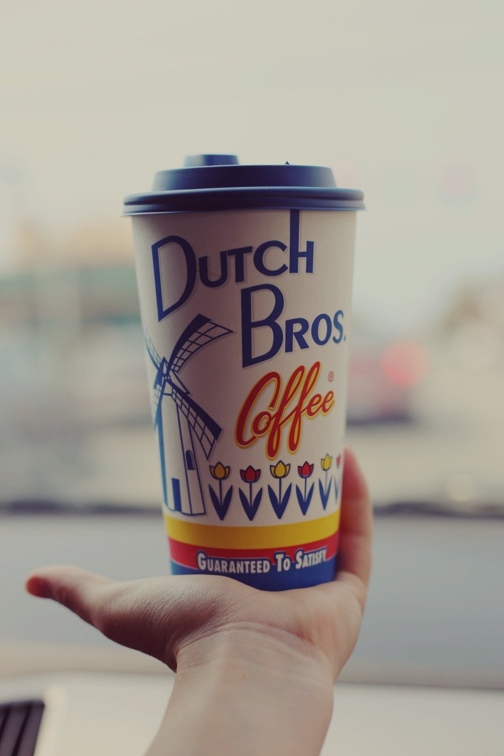 My first Dutch Bros, not my last.