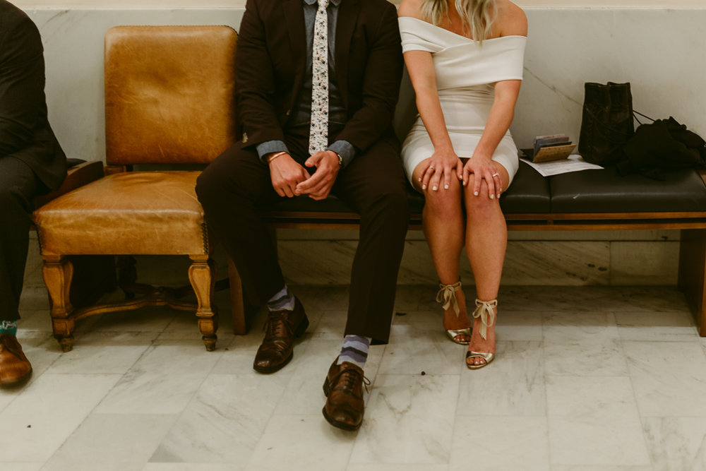 LIZ + ROB - SAN FRANCISCO CITY HALL