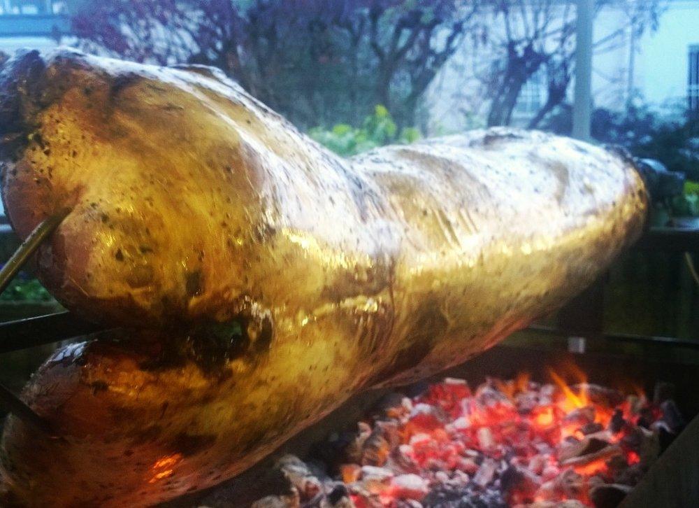 A Fabulous venison roast