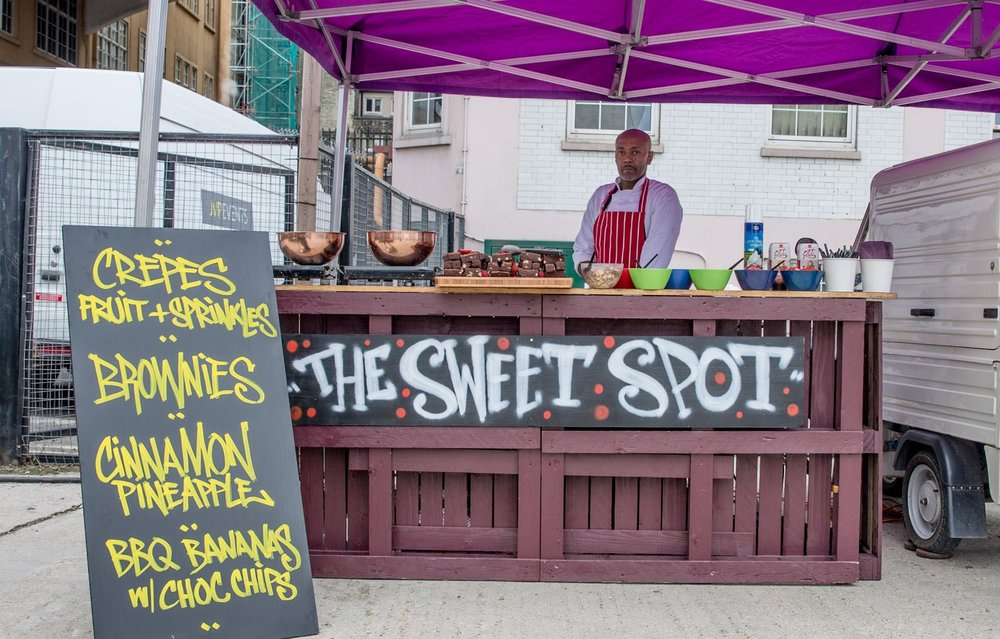 The Sweet Spot by Fabulous BBQ