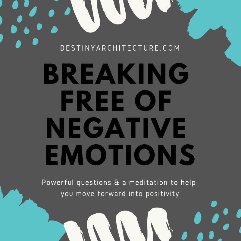 Get positive - Our next digital download will help you break free of negative feelings.