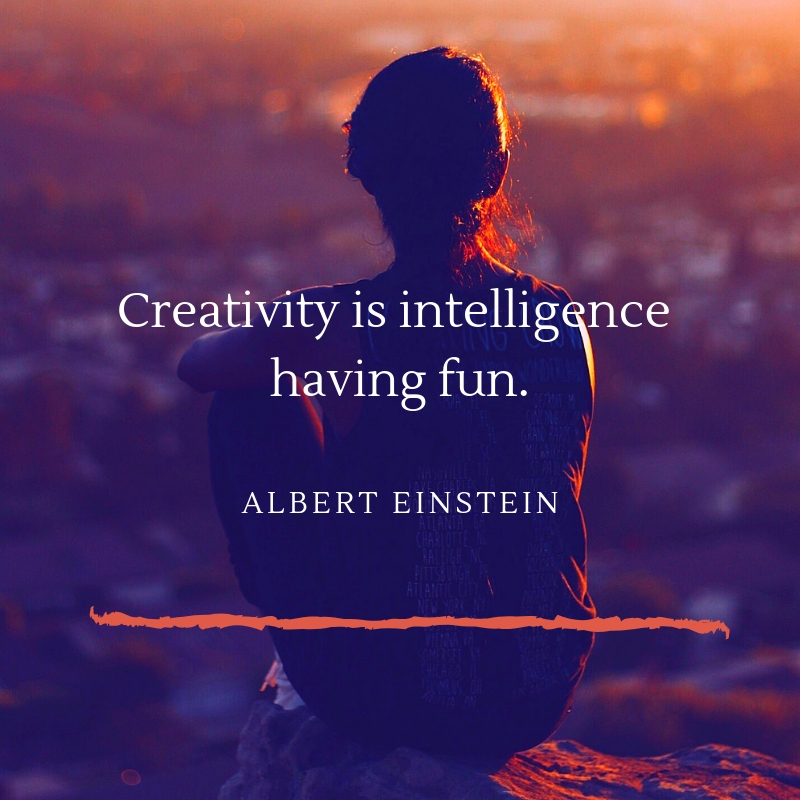 CREATE - Always CREATE in all caps!
