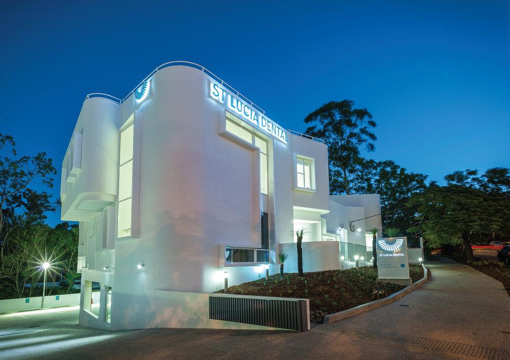 St Lucia Dental –  Full brand identity developed for Prospect Studios in Brisbane.