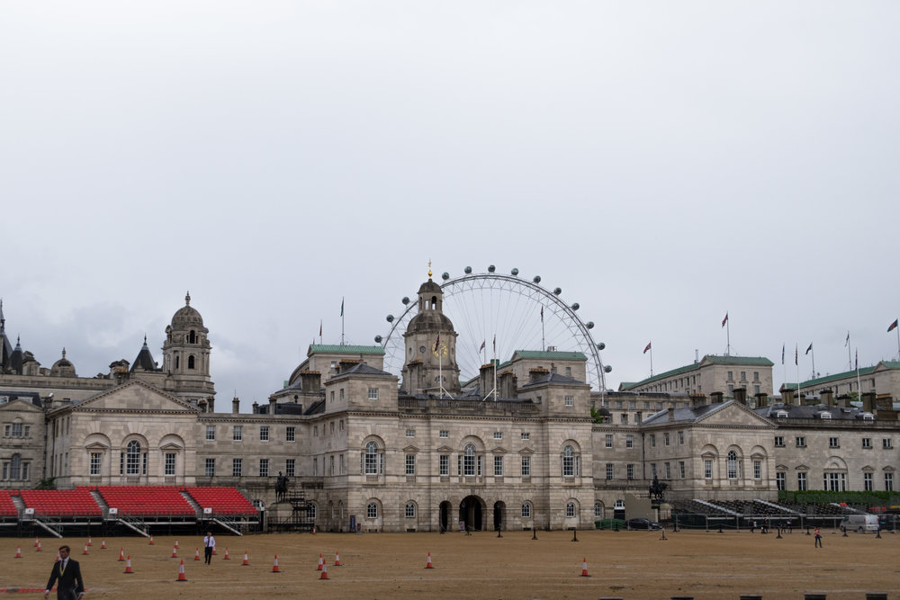I will say London has beautiful buildings but it was not for me. The shopping was meh and the food was meh and the weather was crappy.