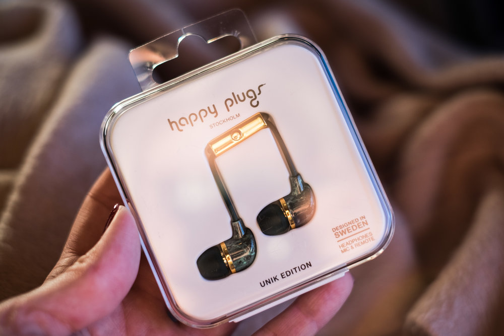 Happy Plugs Green Marble and Gold, Unik Edition-6.jpg