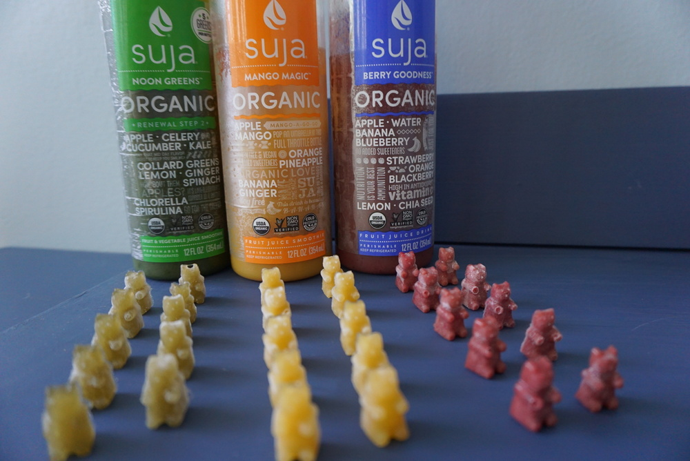 Organ Suja DIY Gummies