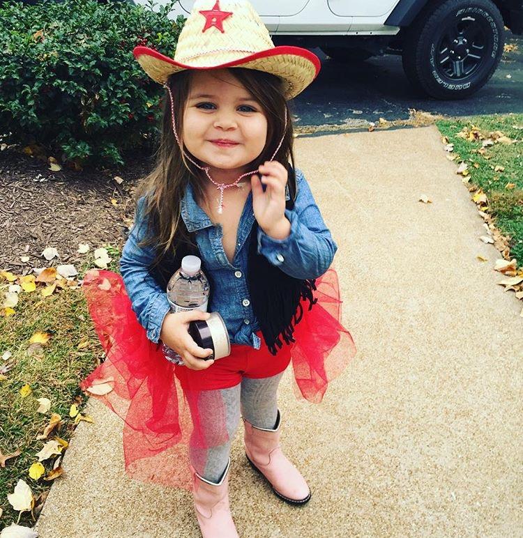Tutu Cowgirl   Cowboy Hat