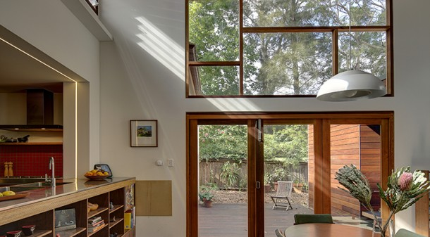 Forestville House by Marra and Yeh