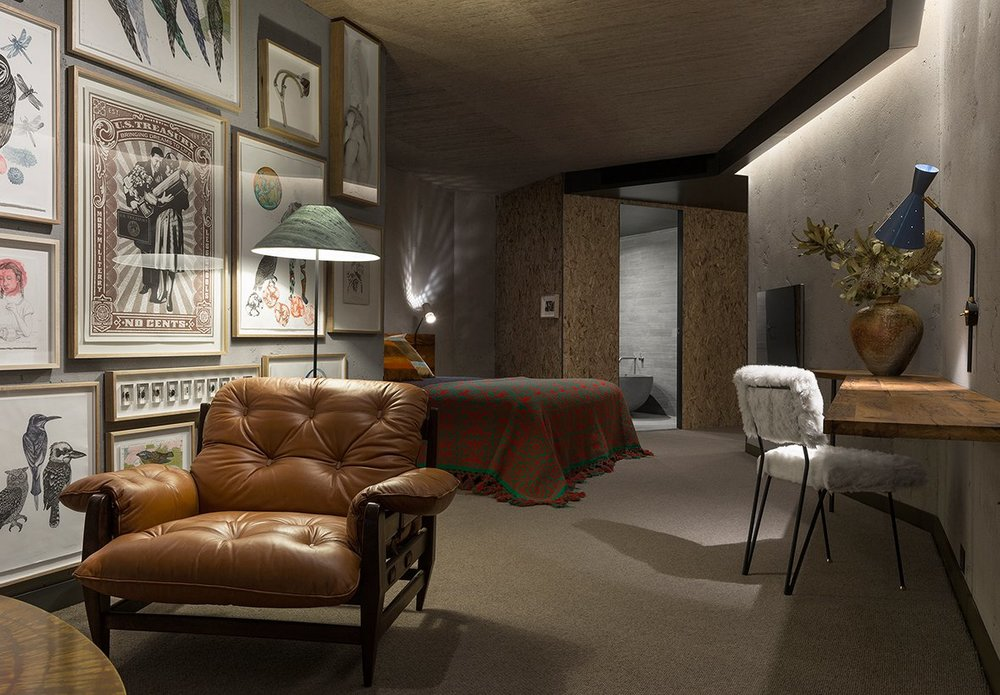 Hotel Hotel by Fender Katsalidis and March Studio