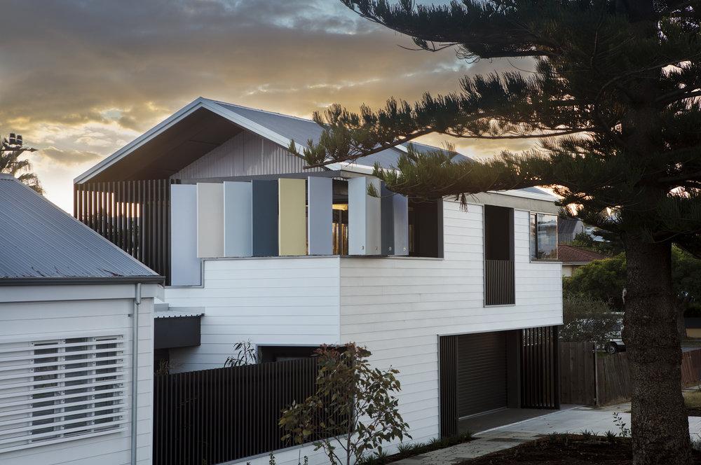 Parmelia Street House by Philip Stejskal Architecture