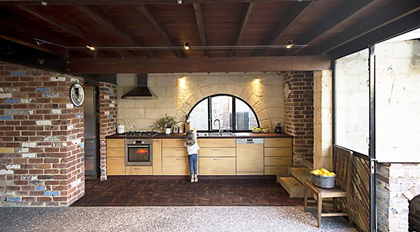 Fremantle House by Mike Richardson Architect