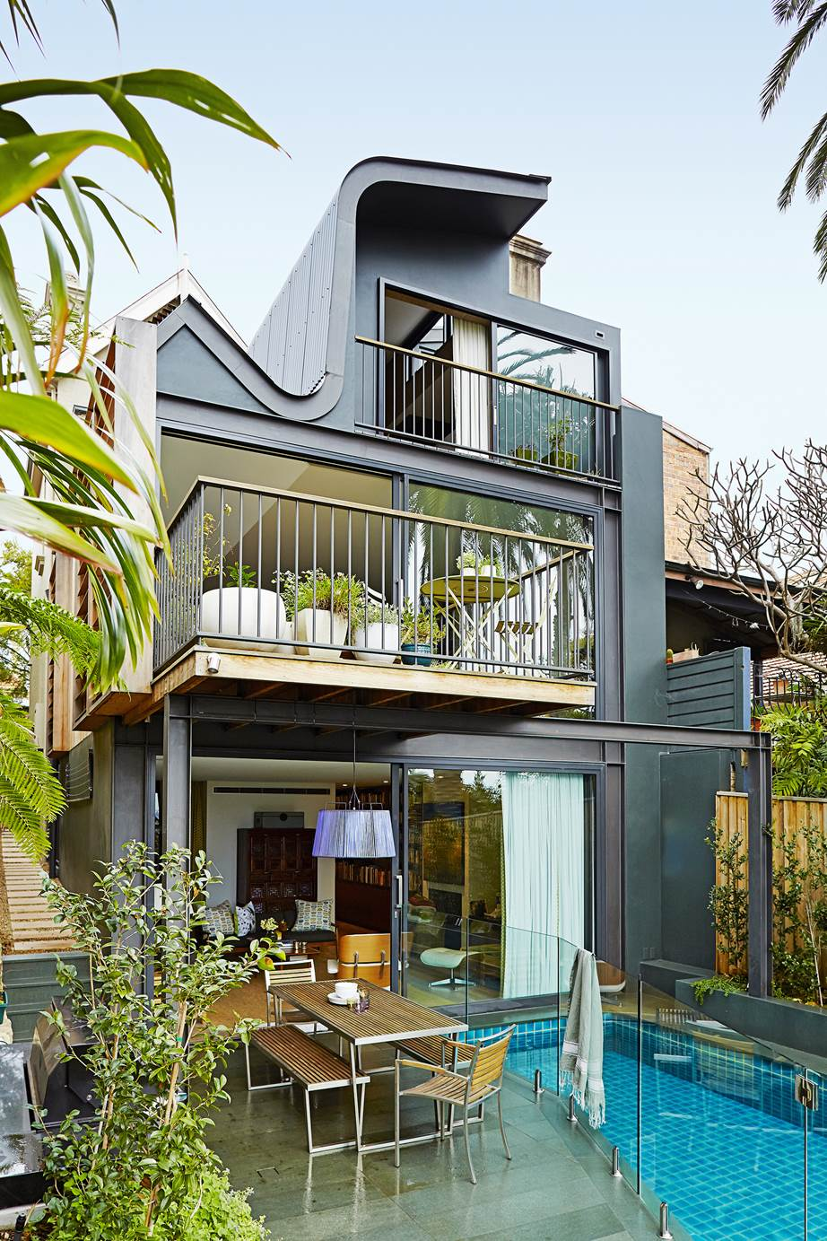 Birchgrove Terrace by Daniel Boddam