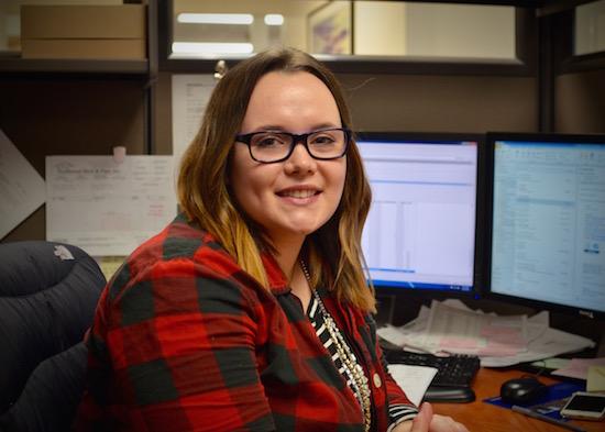Brea Wrzesinski<br>Administrative Assistant