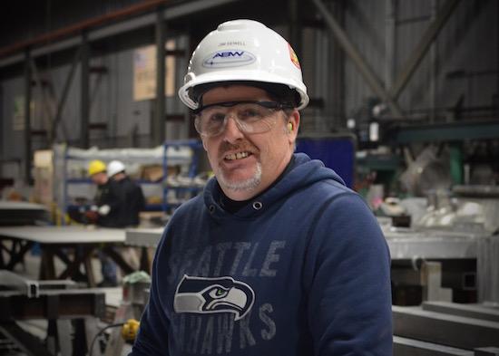 Jim Sewell<br>Supervisor