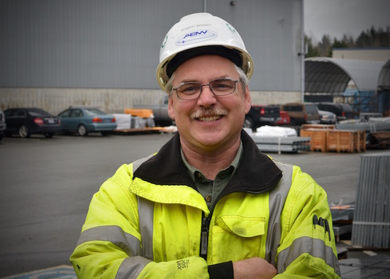 Robert Brandt<br>Safety/Facilities Manager
