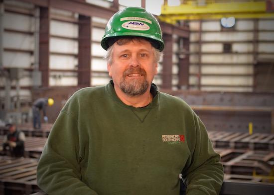 Steve Folmer<br>Quality Control Inspector