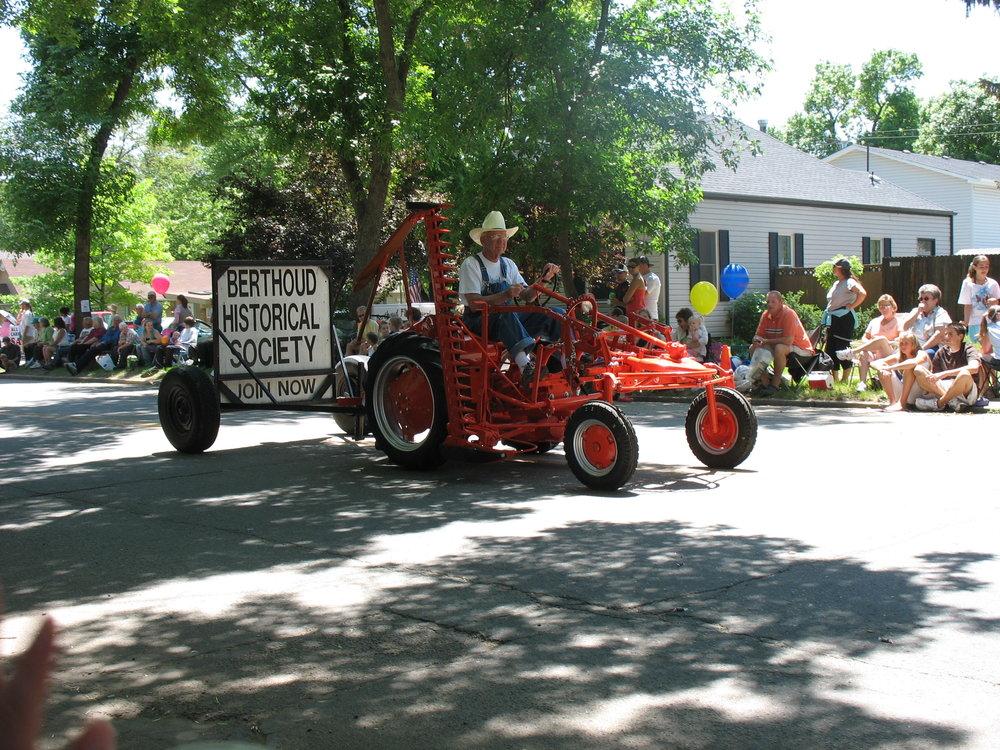 BHS 2010 - Berthoud Day Parade.JPG