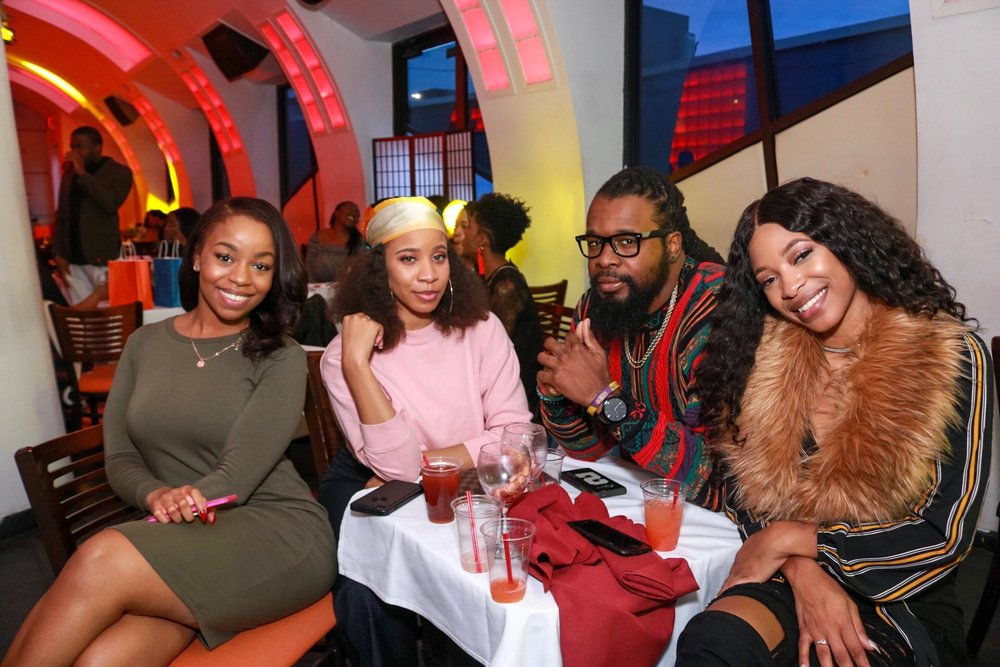 2nd Annual For Queens Only Brunch    March 10,2018  Dolce Lounge Elizabeth, NJ   Photo Credit: Ellifotos