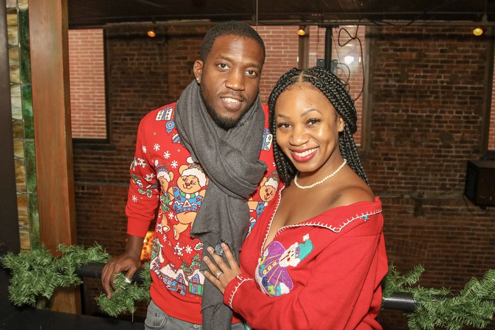 Ugly Sweater Brunch December 15, 2018   Delta's Restaurant New Brunswick, NJ  Photo Credit: Ellifotos