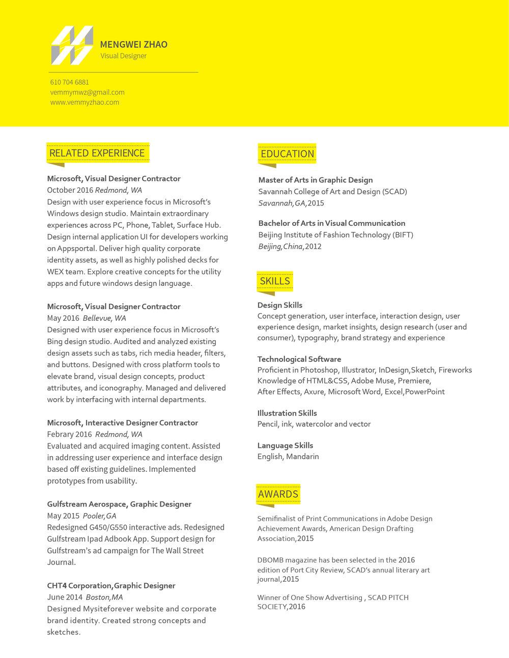 100 ux designer resume 17 free clean modern cv