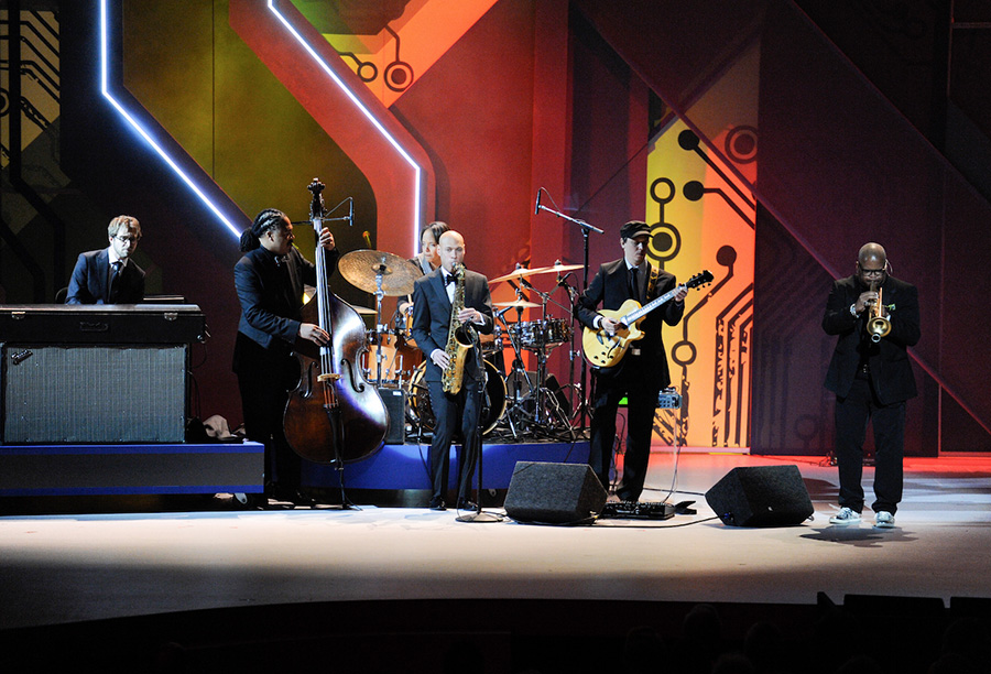 Tribute Performance to Herbie Hancock (Kennedy Center Honers 2013 © CBS)