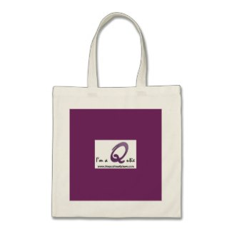 I'm A Qutie – Bag by Kadwani
